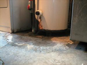 we do full water heater replacement